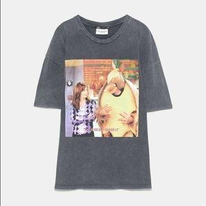 ISO: Zara friends armadillo shirt
